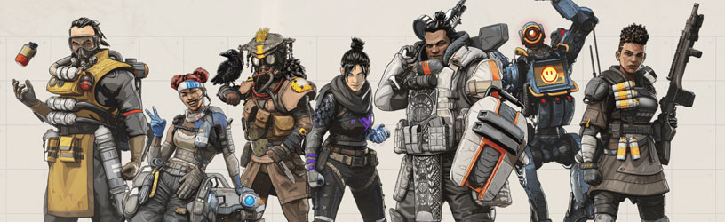 Apex Legends Tier List Best Legends Characters Pro Game Guides