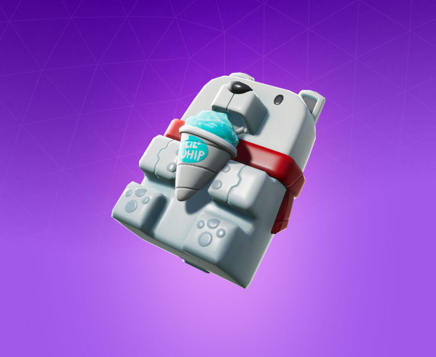 Sno Cone Back Bling