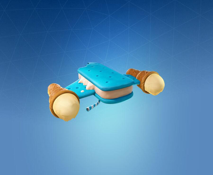 Ice Cream Cruiser Glider