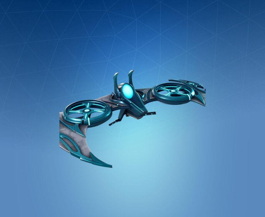 Snowblades Glider
