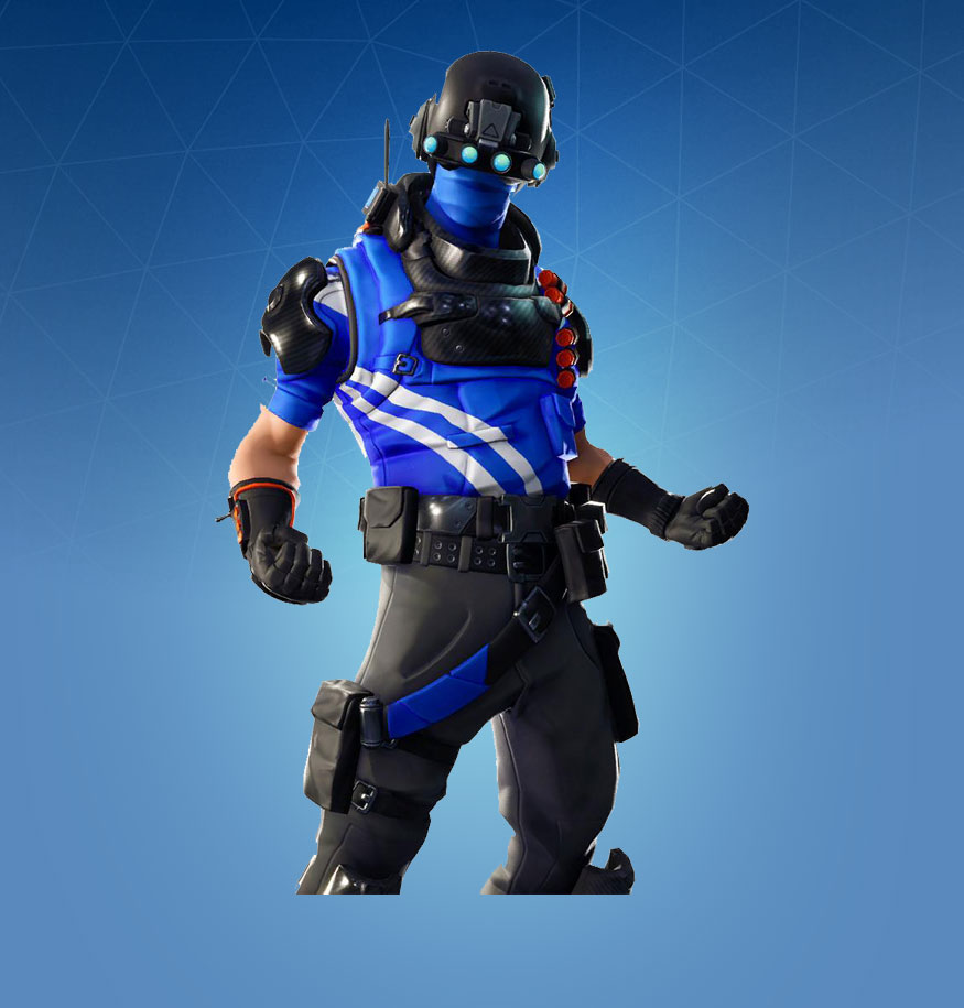 carbon commando - fortnite carbon commando xbox