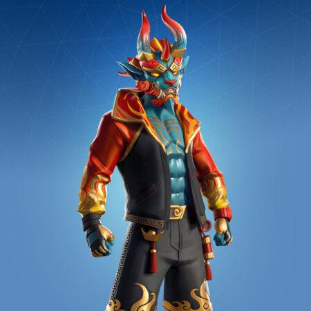 Firewalker skin