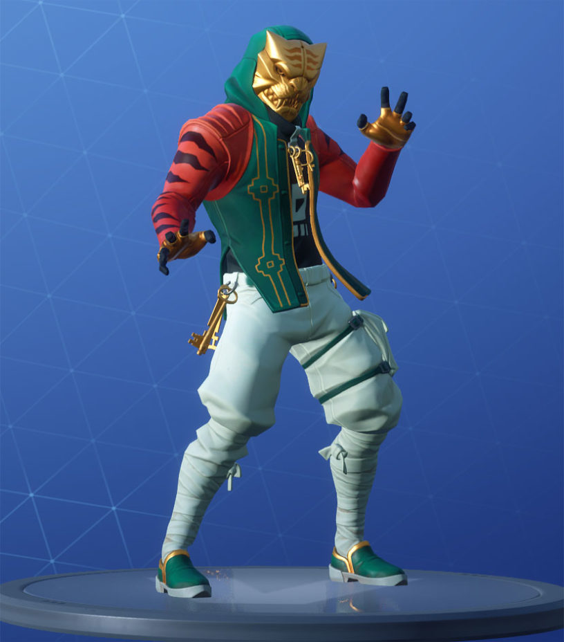 Fortnite Master Key Skin