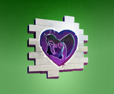 fallen love ranger tier 54 - fortnite new spray paint