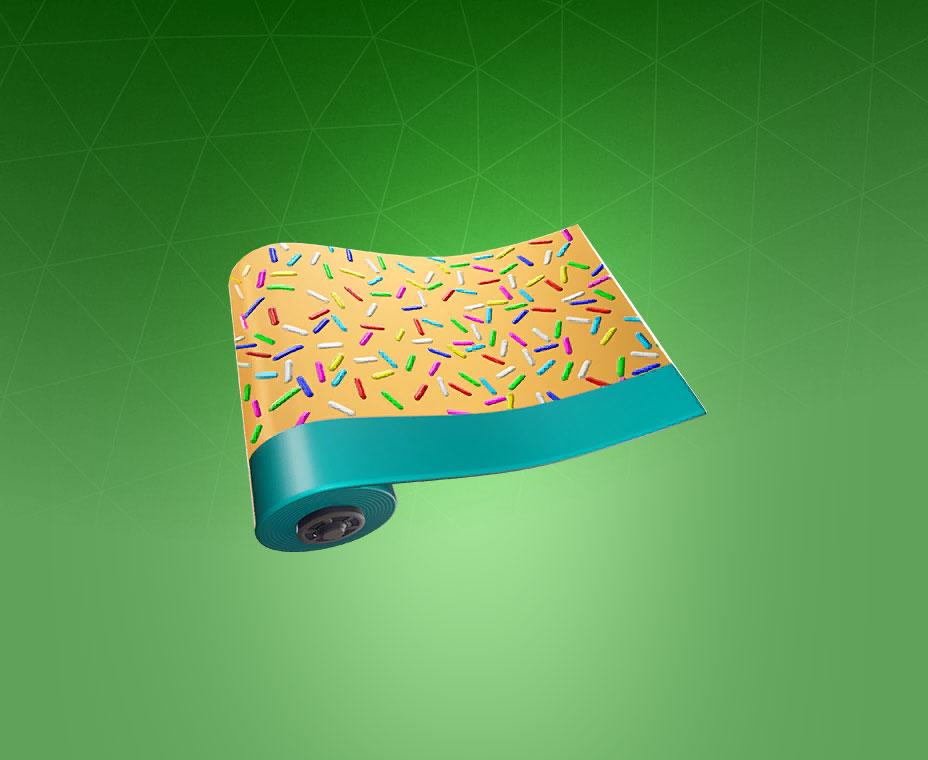 Fortnite Sprinkles Wrap - Pro Game Guides
