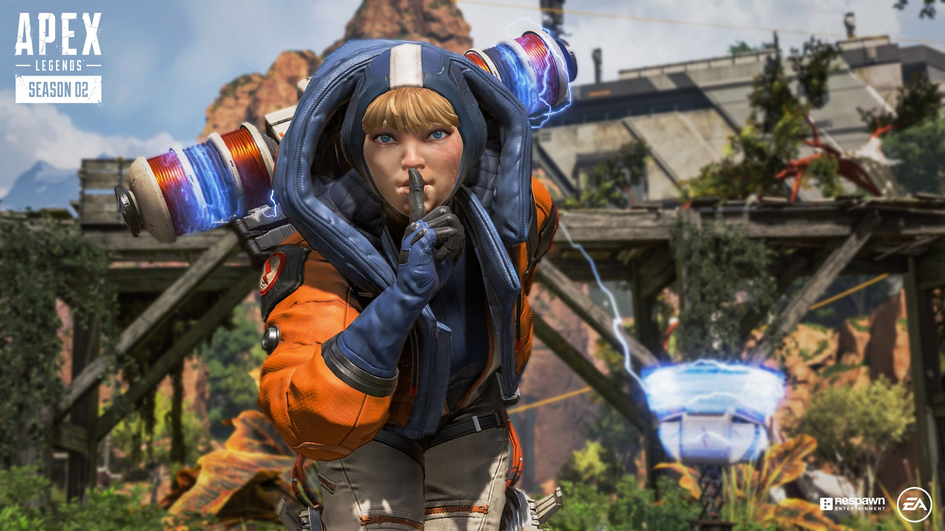 Apex Legends Wattson Guide Abilities List Wallpapers Pro Game
