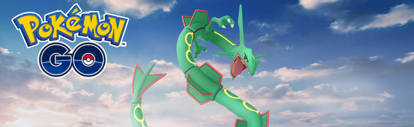Pokemon Go Rayquaza Raid Guide Moveset Ivs Counters And