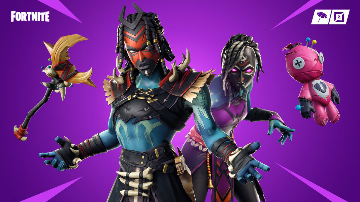 Fortnite Nightwitch Skin Outfit Pngs Images Pro Game