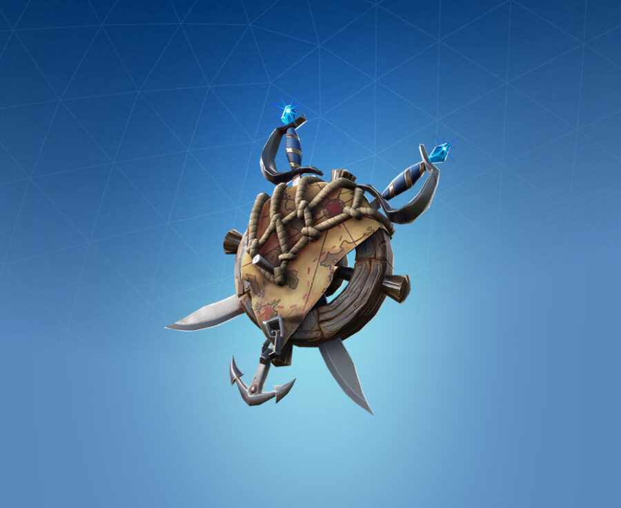 Seaworthy Back Bling