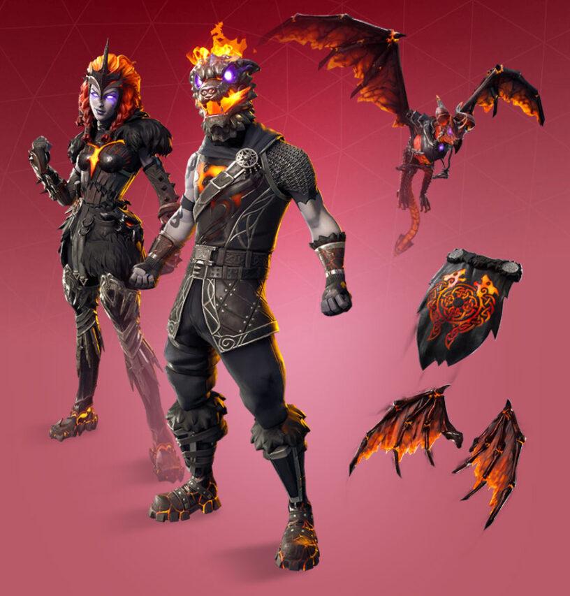 Lava Legends Pack Bundle