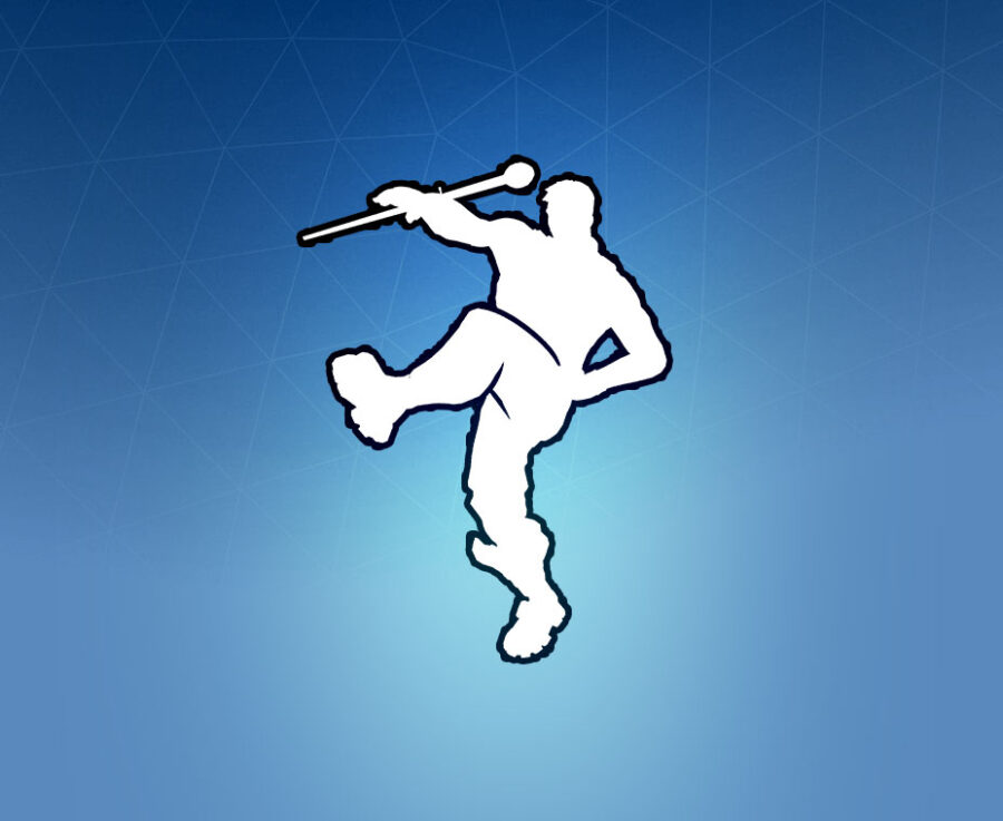 Drum Major Emote
