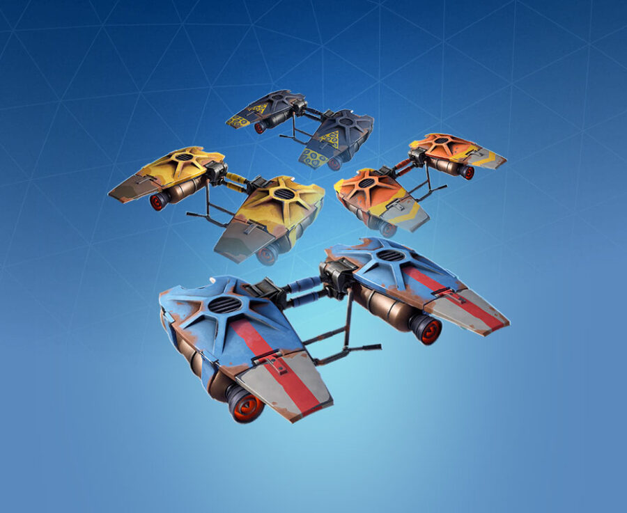 Fuel Glider