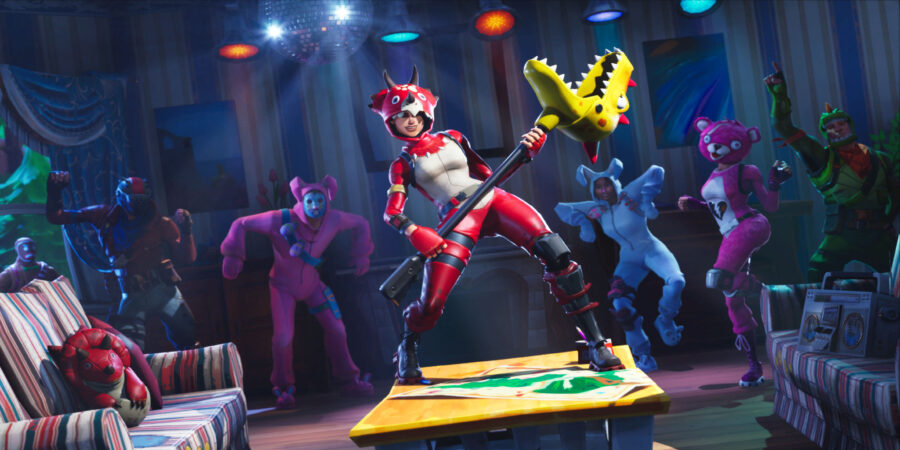 Tricera Ops Loading Screen