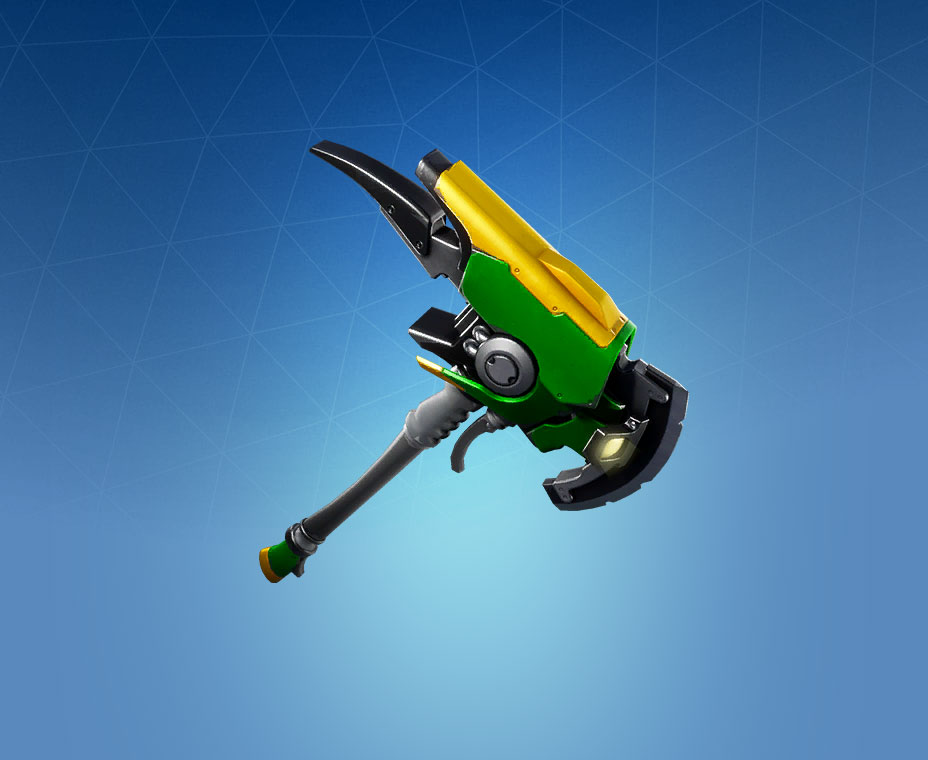 Fortnite Emerald Smasher Pickaxe - Pro Game Guides