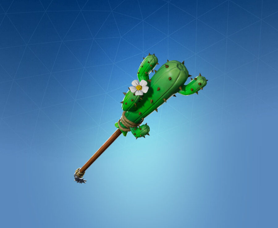 Prickly Axe Harvesting Tool