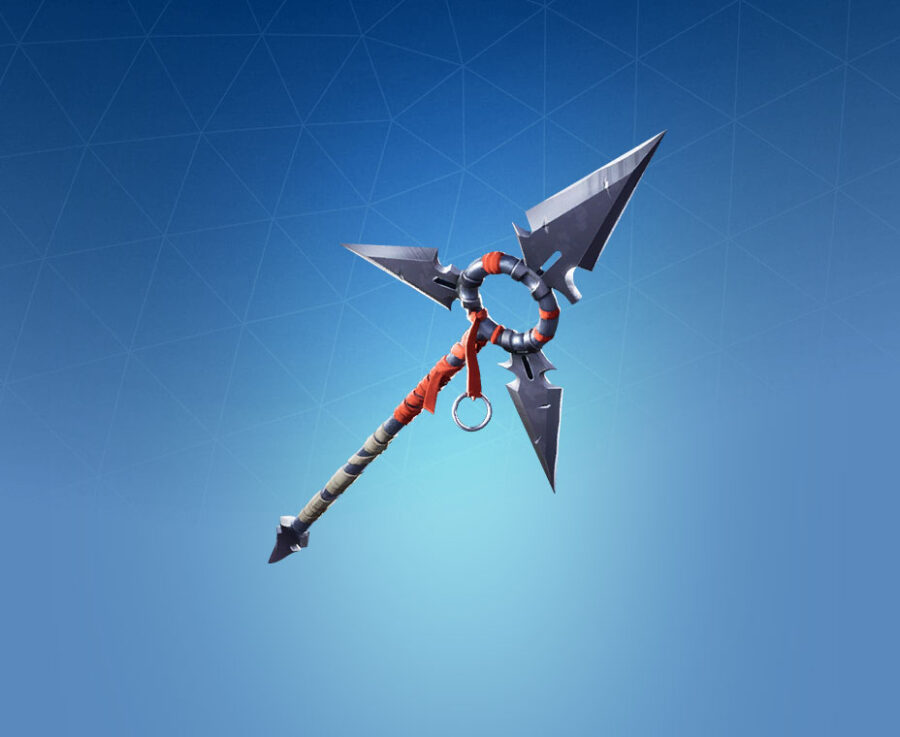 Tri-Star Harvesting Tool