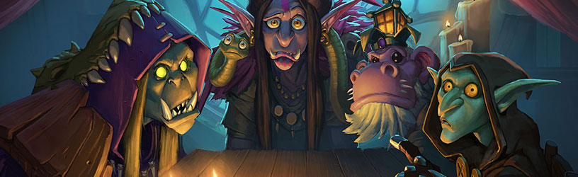 New Hearthstone Patch: Complete My Deck, Random Card Back