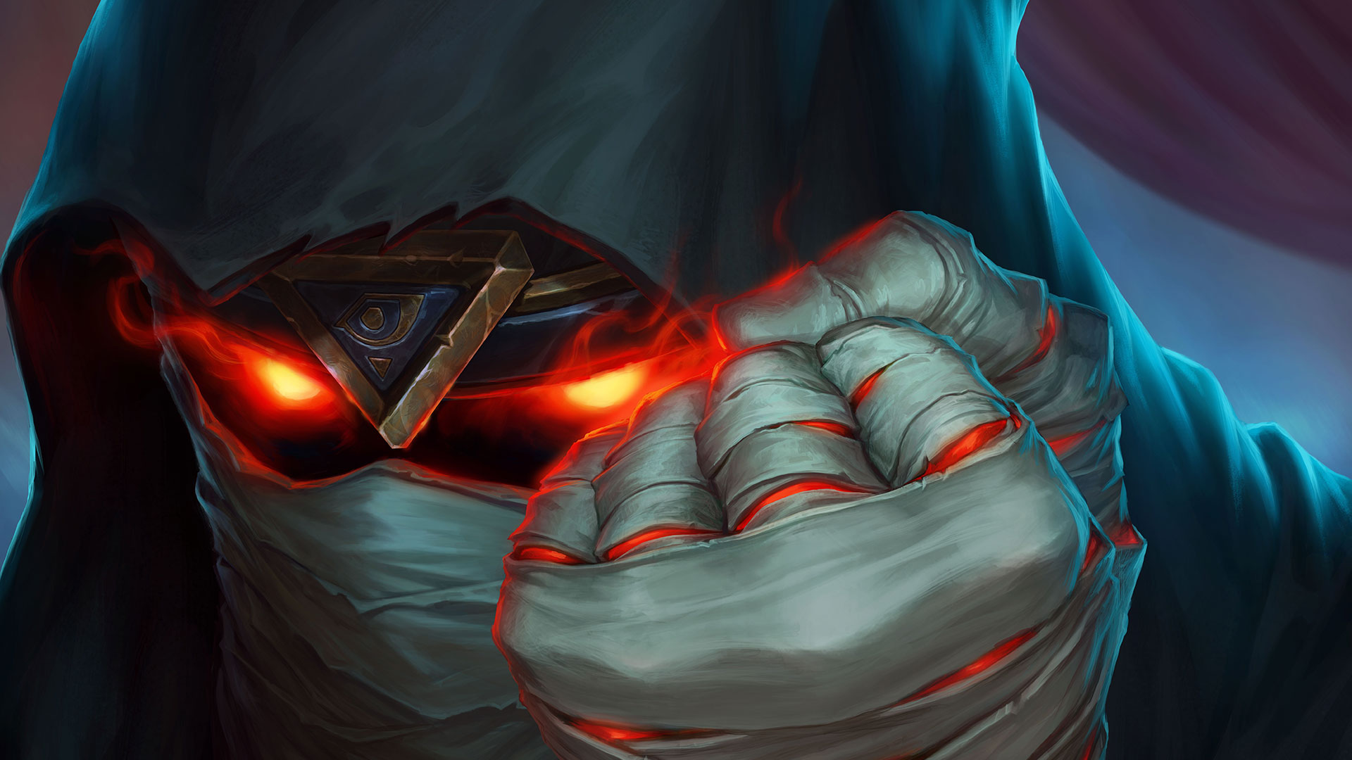 Hearthstone Rise Of Shadows Wallpapers Hd Mobile