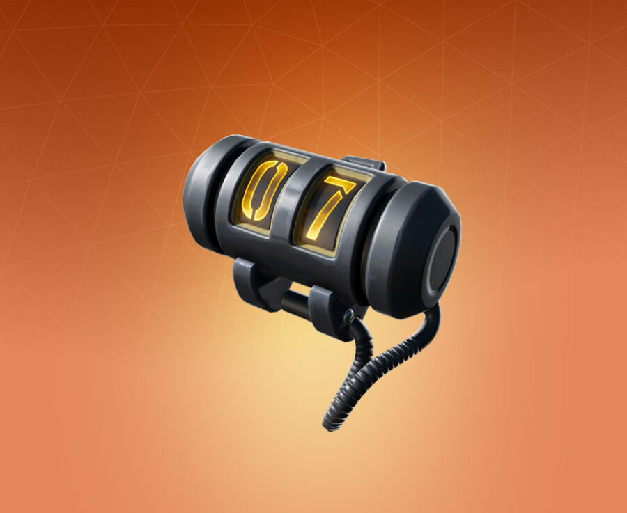 Gauge Back Bling
