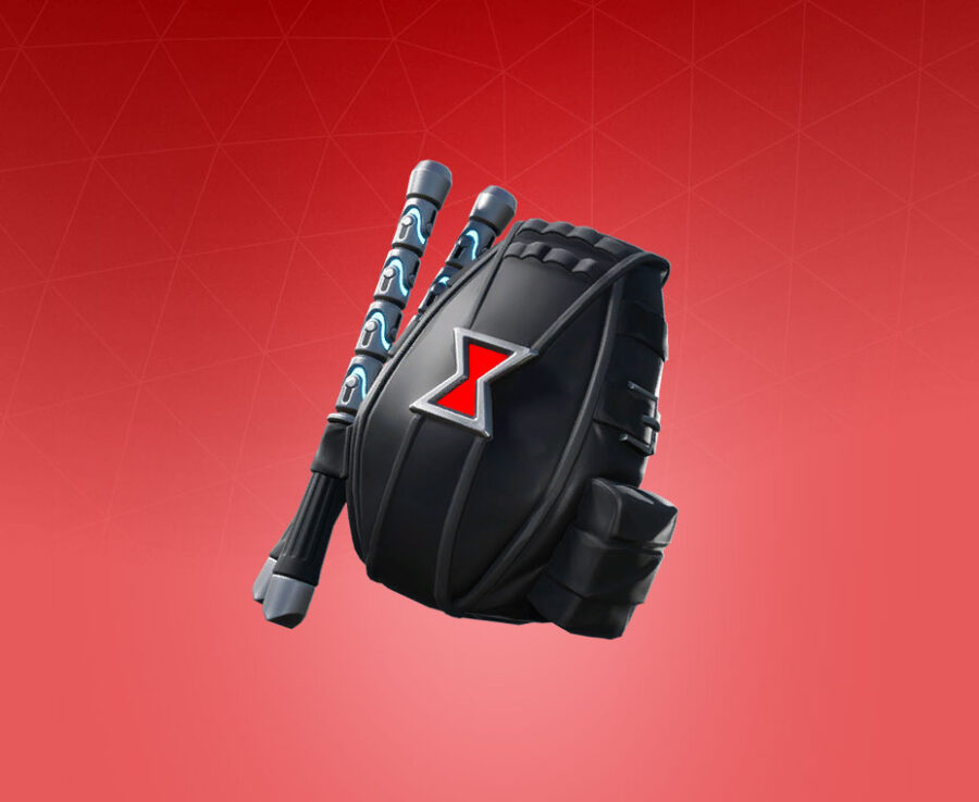 Widow's Pack Back Bling