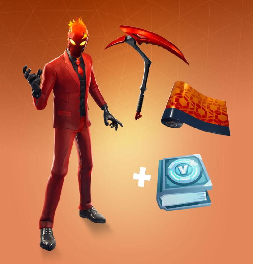 Inferno's Challenge Pack Bundle