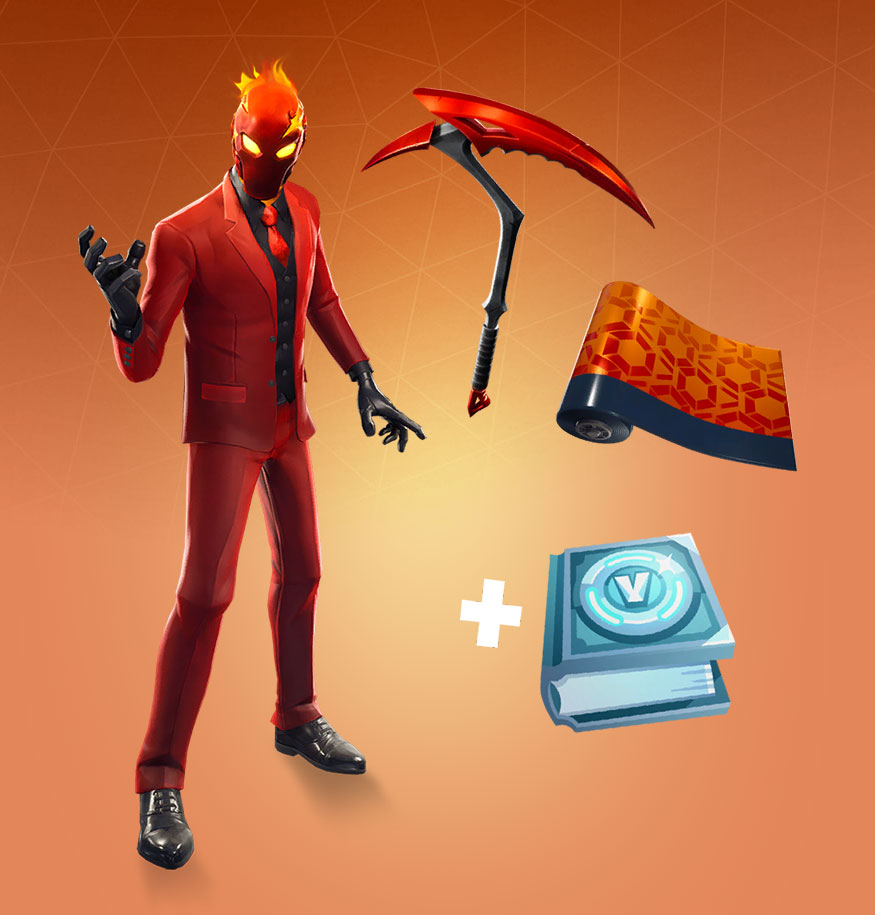 Inferno's Challenge Pack