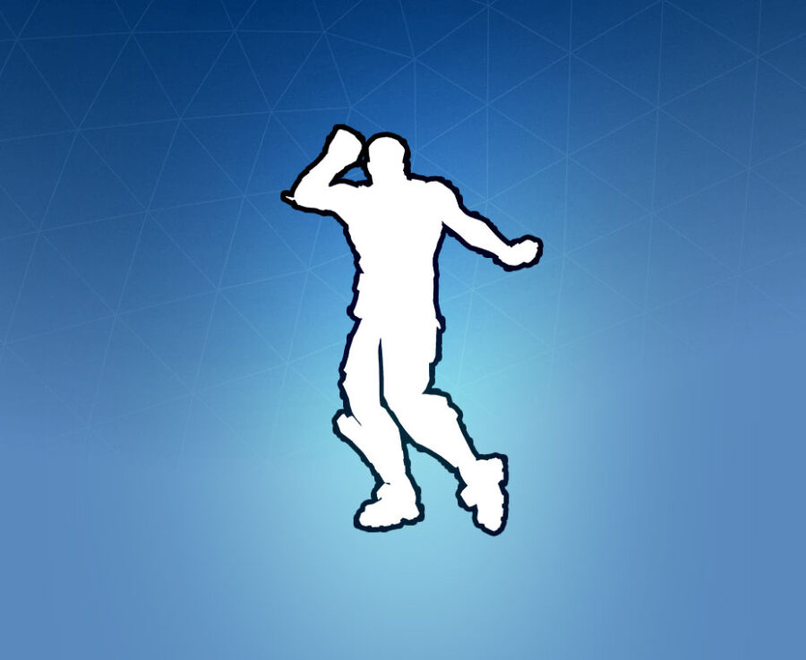 Dream Feet Emote