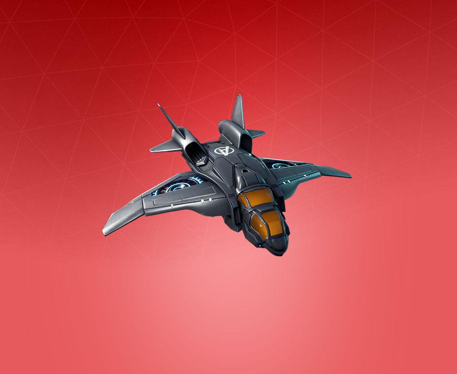 Vingadores, Fortnite - Fortnite - Como desbloquear o planador Quinjet dos Vingadores?