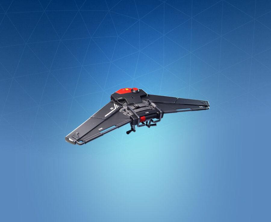 Stealth Pivot Glider