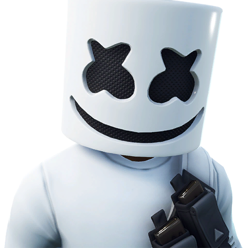Fortnite Marshmello Skin Character Png Images Pro Game Guides