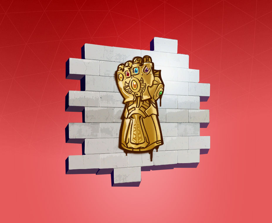 Fortnite Infinity Gauntlet Spray Pro Game Guides