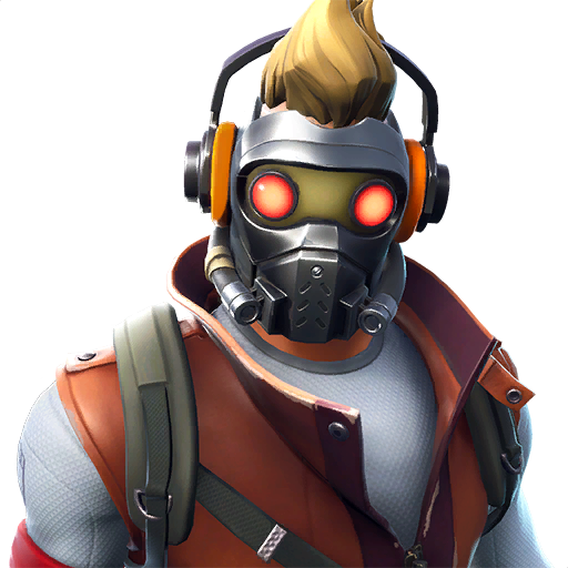 Fortnite Star-Lord Outfit Skin - Outfit, PNGs, Images - Pro
