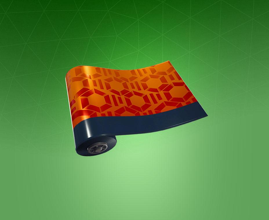 Fortnite Burnmark Wrap - Pro Game Guides