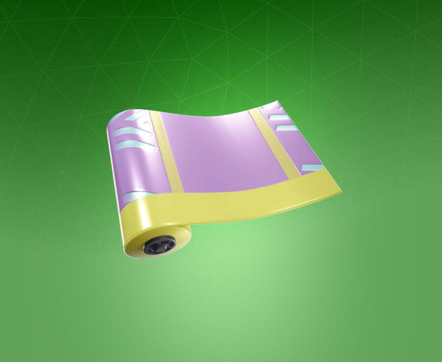 Pastel Print Wrap