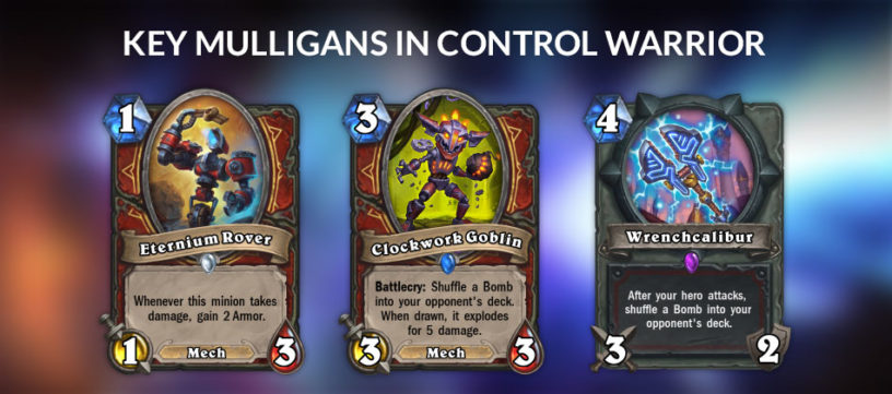 Control Warrior Deck List Guide – Rise of Shadows (RoS