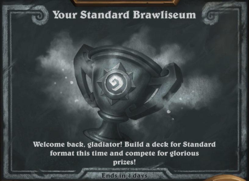 Hearthstone Saviors of Uldum Standard Brawliseum Deck Lists