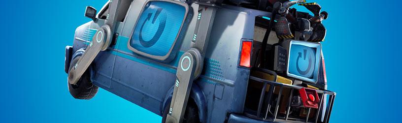 Fortnite 8 30 Patch Notes: Reboot Van, Buccaneer's Bounty