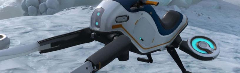 Subnautica: Below Zero Snowfox Update Patch Notes – New