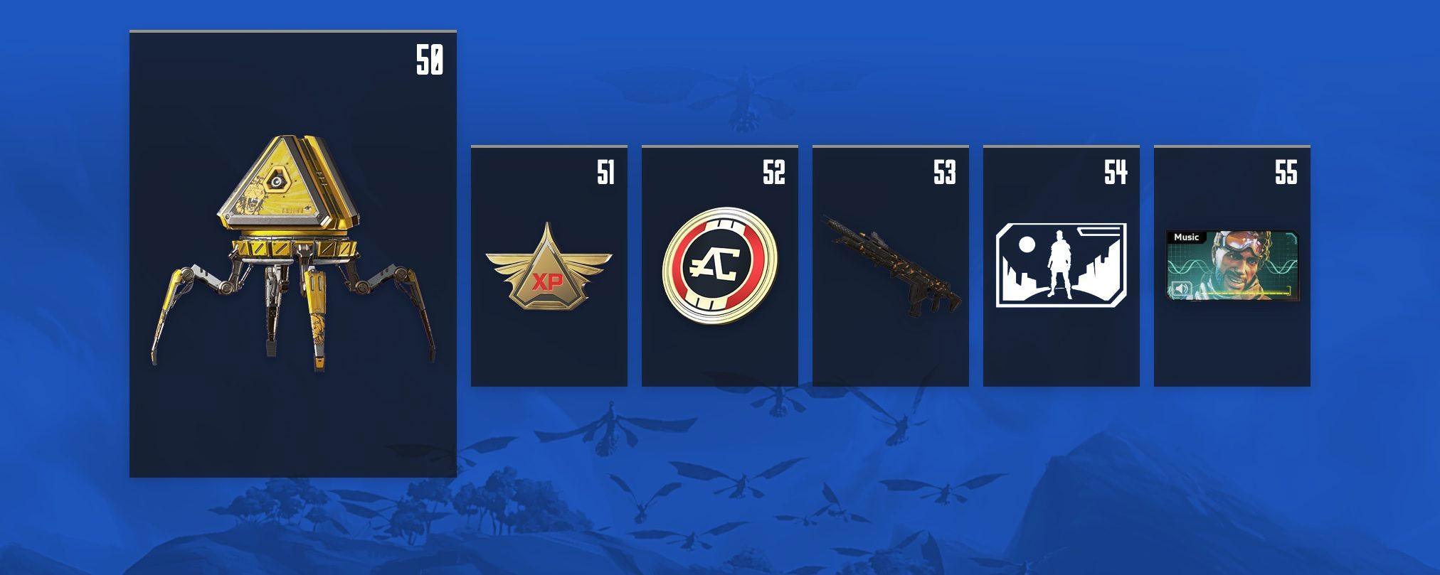 Apex Legends Season 2 Battle Pass Guide (Battle Charge) – Rewards