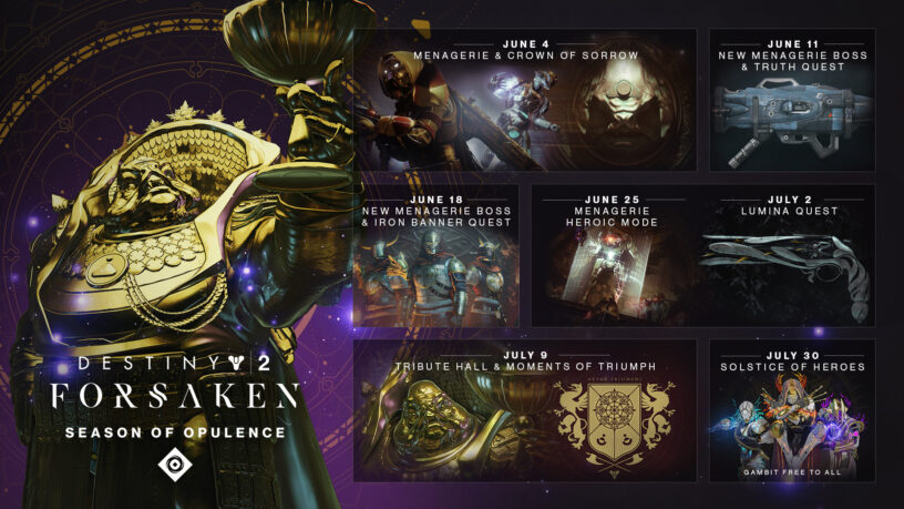 Destiny 2: The Menagerie Guide – Obtaining the Chalice of Opulence