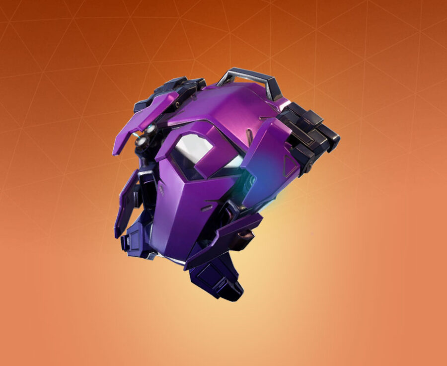 Dark Deflector Back Bling