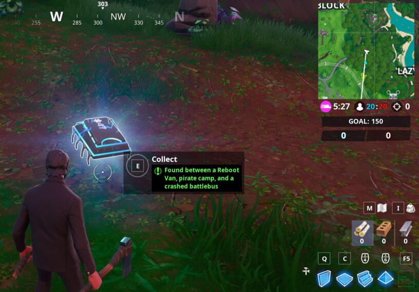 Fortnite Fortbyte 48 Locations Fortnite Fortbytes Locations List Cheat Sheet Map All Locations Pro Game Guides