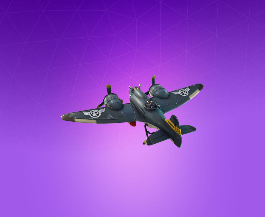 Assault Bomber Glider