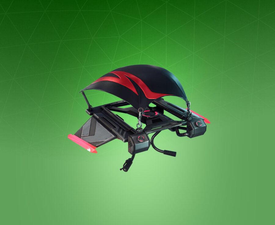 Scarlet Strike Glider