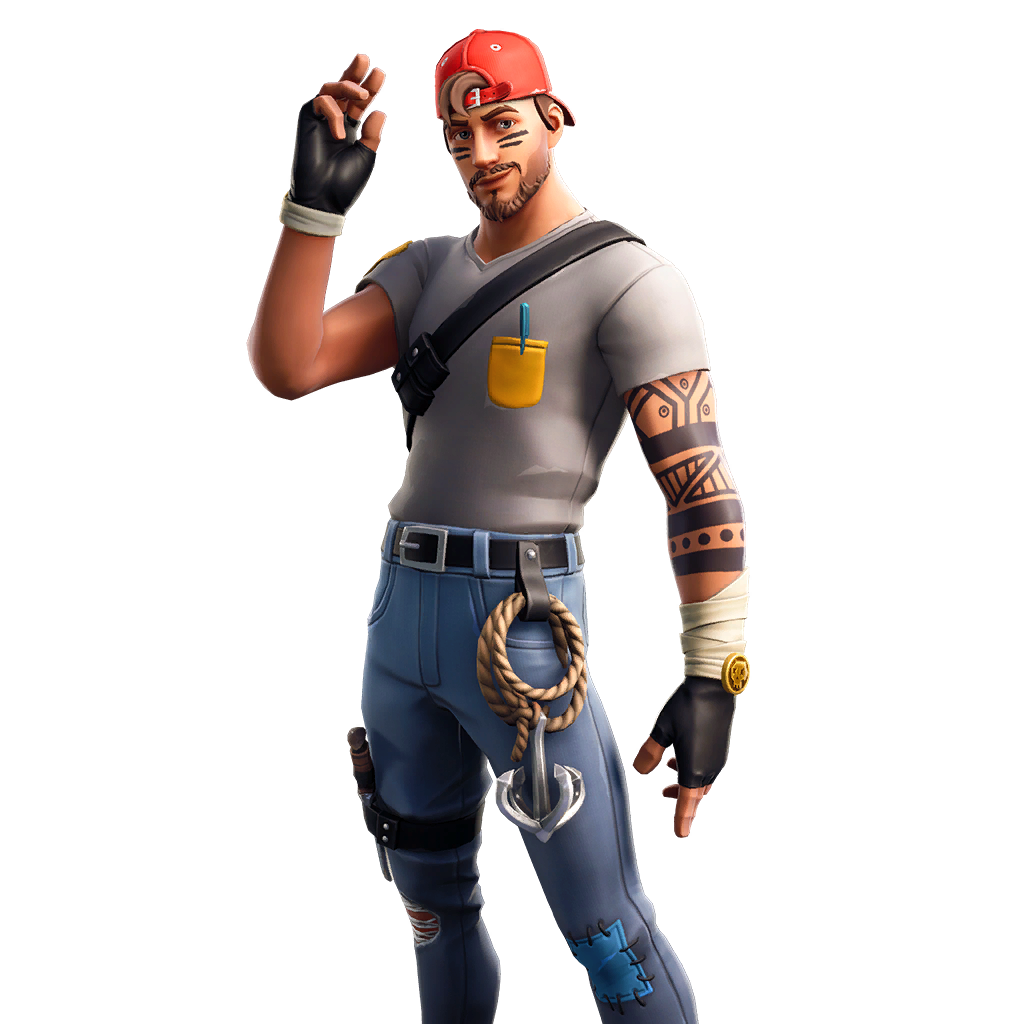 Fortnite Guild Skin Character Png Images Pro Game Guides