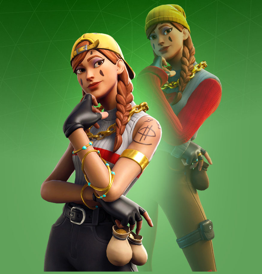 Fortnite Aura Skin Character Png Images Pro Game Guides