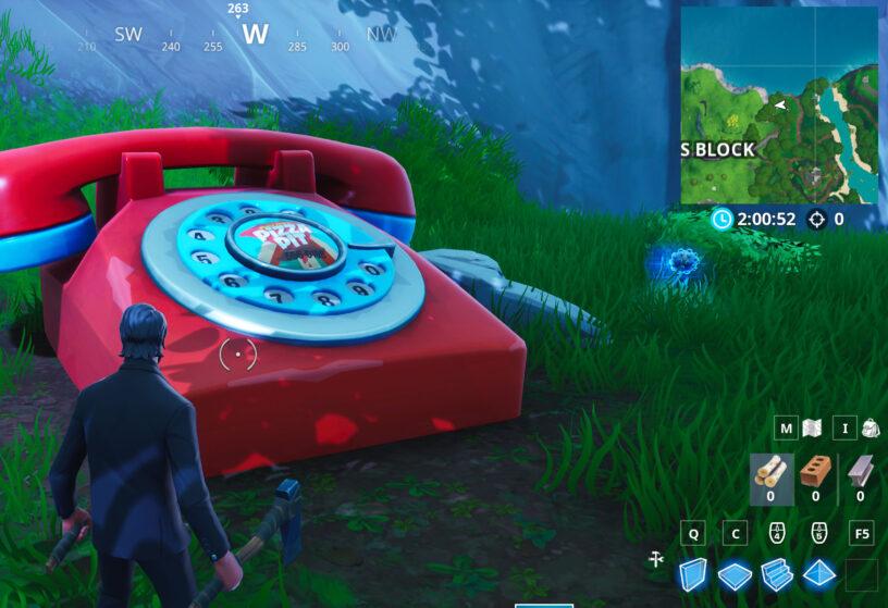 Fortnite Season 9: Visit an Oversized Phone, a Big Piano ...