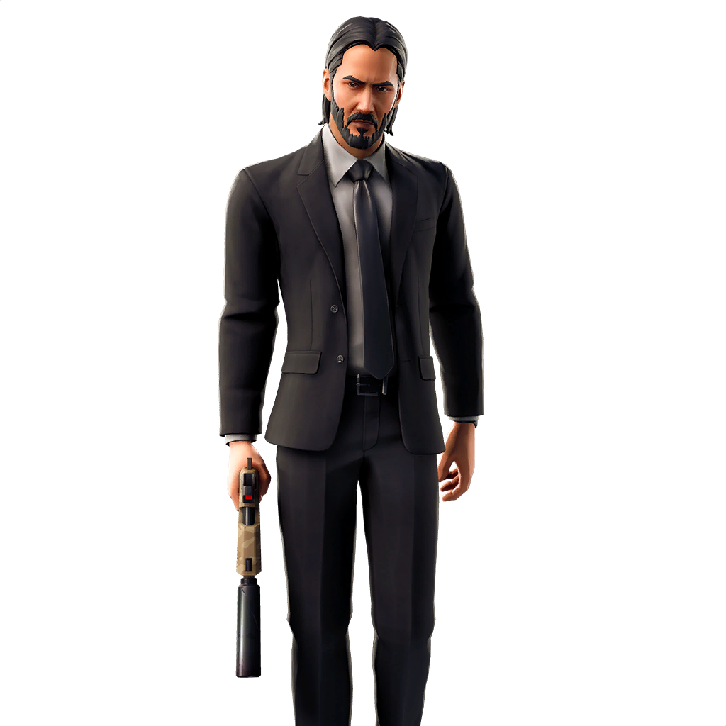 Fortnite John Wick Skin - Character, PNG, Images - Pro Game Guides