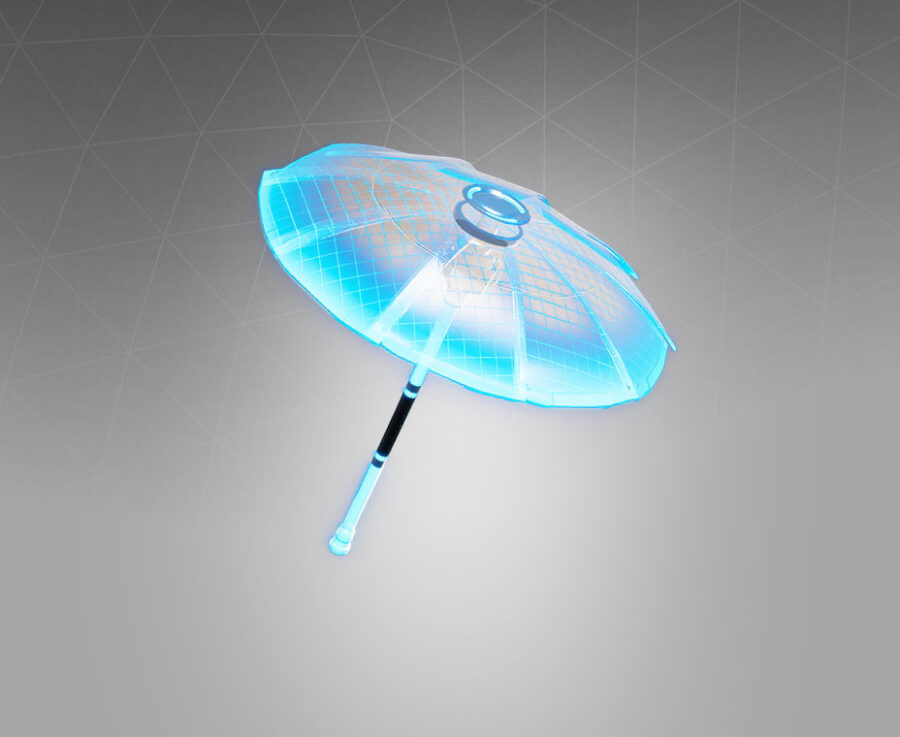 Holographic Glider