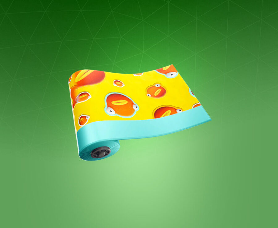 Fish Face Wrap